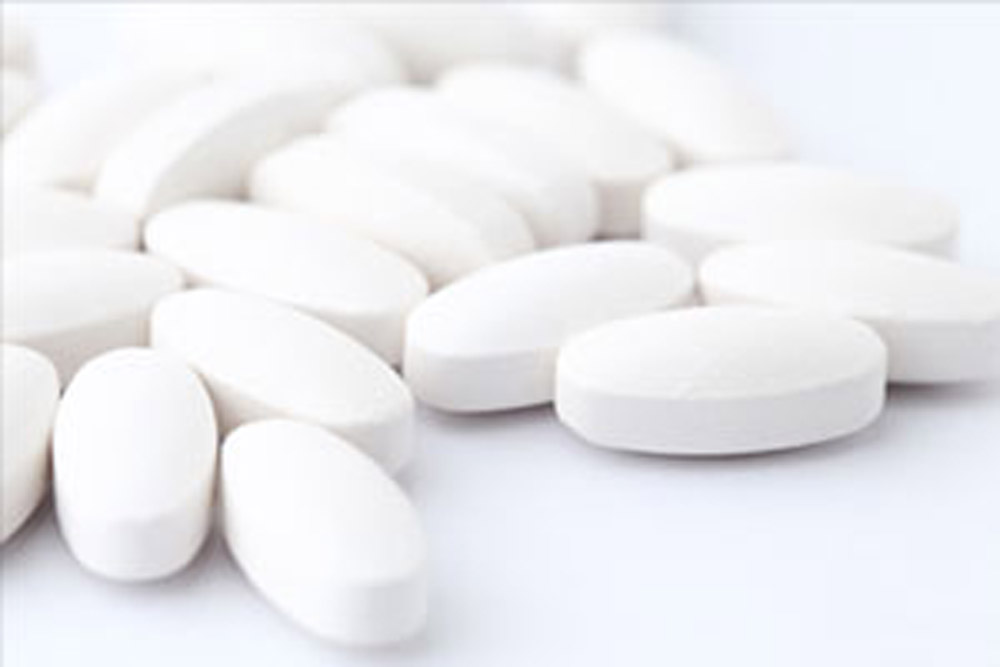 Potassium iodide pills.