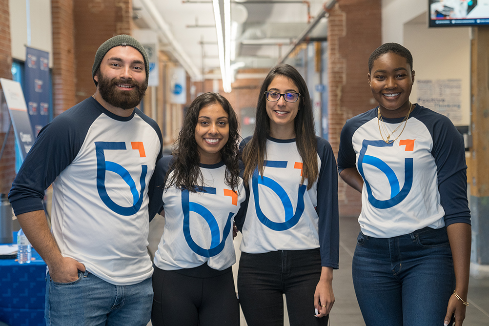 Ontario Tech University's new brand has captured a Bronze Award for Best Institutional Brand from the U.S.-based Council for the Advancement and Support of Education.