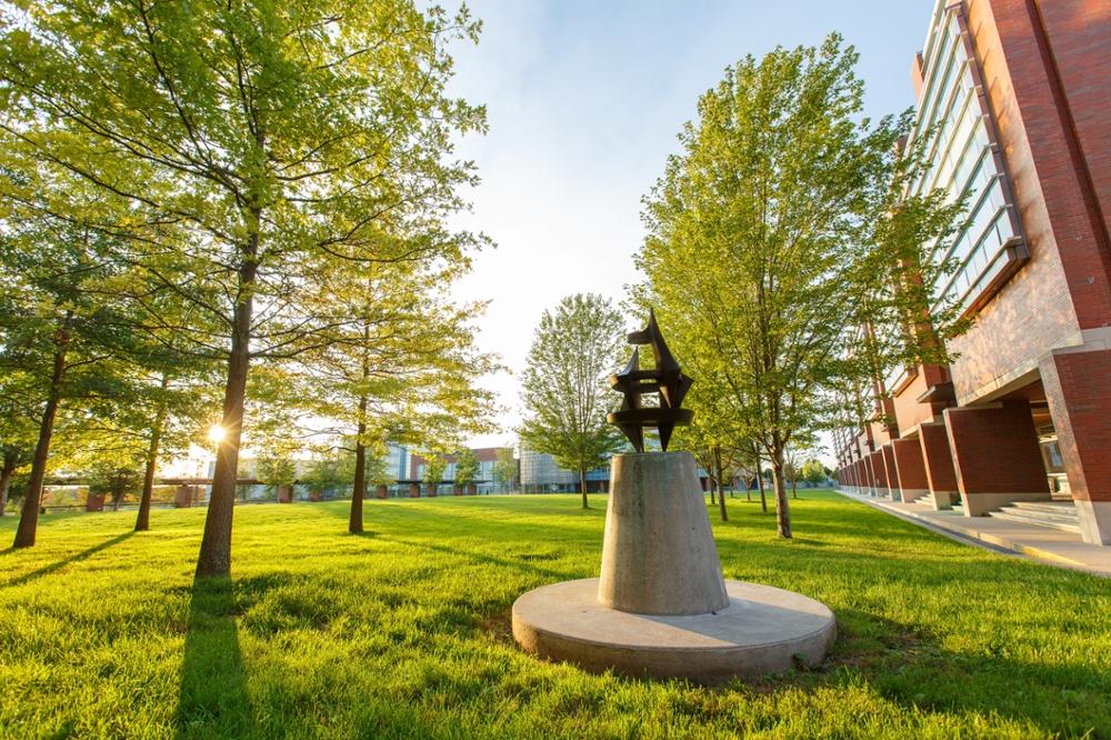 Polonsky Commons at Ontario Tech University's north Oshawa location.