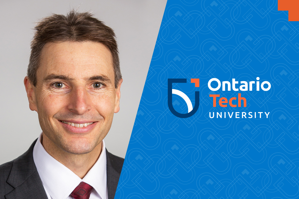Dr. Langis Roy, Interim Deputy Provost, Ontario Tech University.