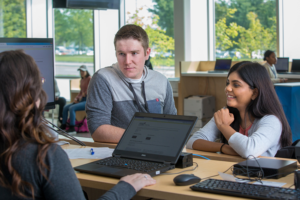 Ontario Tech University is the first university in the province to partner with Microsoft's new Canada Skills Program,  to equip students with high-demand fundamental digital skills and cloud certifications.