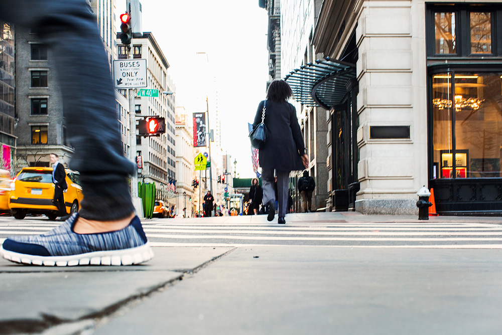 generic urban street image