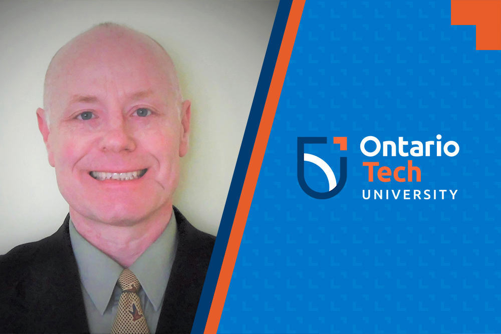 Dr. Wally Bartfay, Professor, Faculty of Health Sciences, Ontario Tech University.