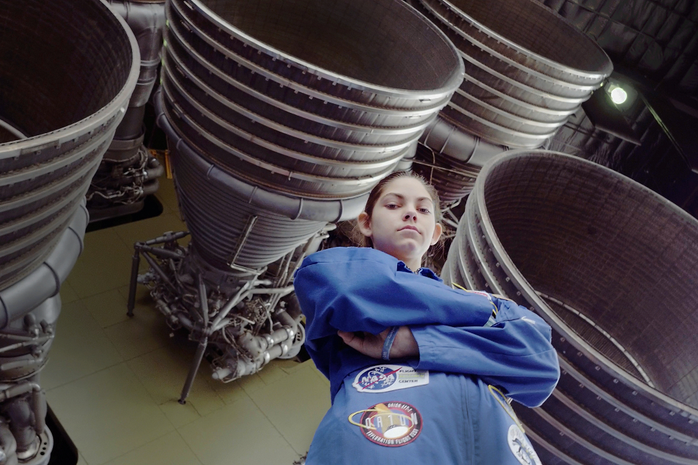 Highlighting this year's virtual  INSPIRE ENG conference is special guest speaker Alyssa Carson, a 19-year-old American space enthusiast and astronaut-in-training.