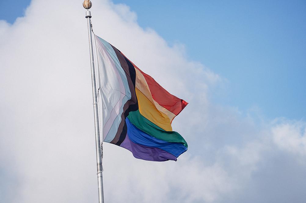 Ontario Tech honours pride month this June.