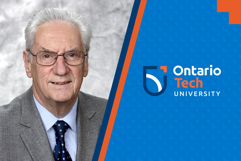 Ontario Tech University announces the Dr. George Bereznai Nuclear Engineering Fund.