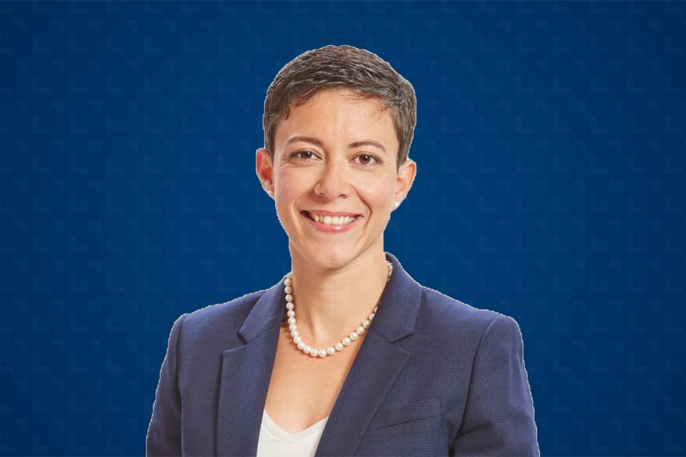 Rania Llewellyn, President and CEO, Laurentian Bank of Canada, will be the keynote speaker at Ontario Tech University's Women for STEM Summit on Thursday, October 14.